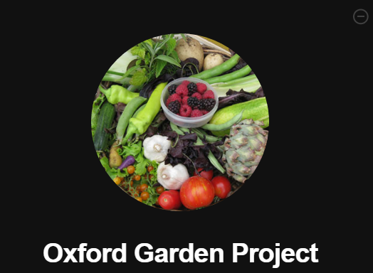 Oxford Garden Project