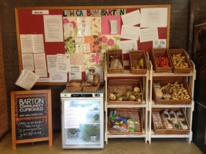 Barton Community Cupboard