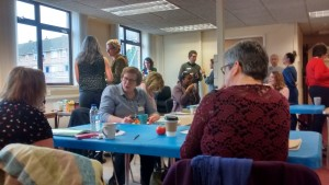Food Poverty training