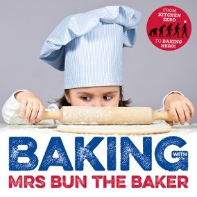 Mrs Bun The Baker