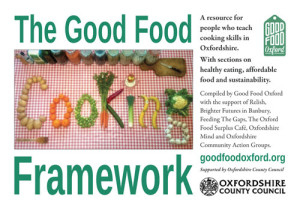cover of the good food framework