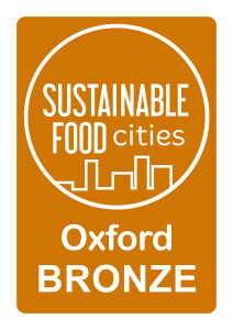 Sustainable Food Cities Bronze Award for Oxford