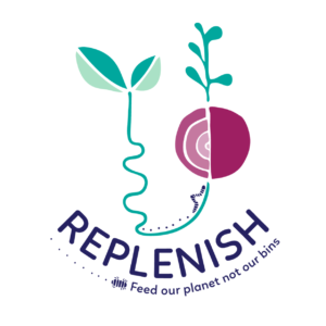 Replenish logo