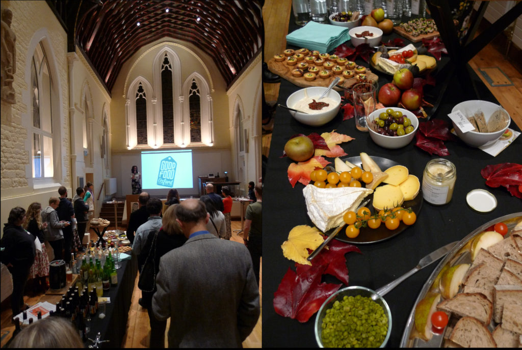 Good Food Oxford Annual Celebration 2019