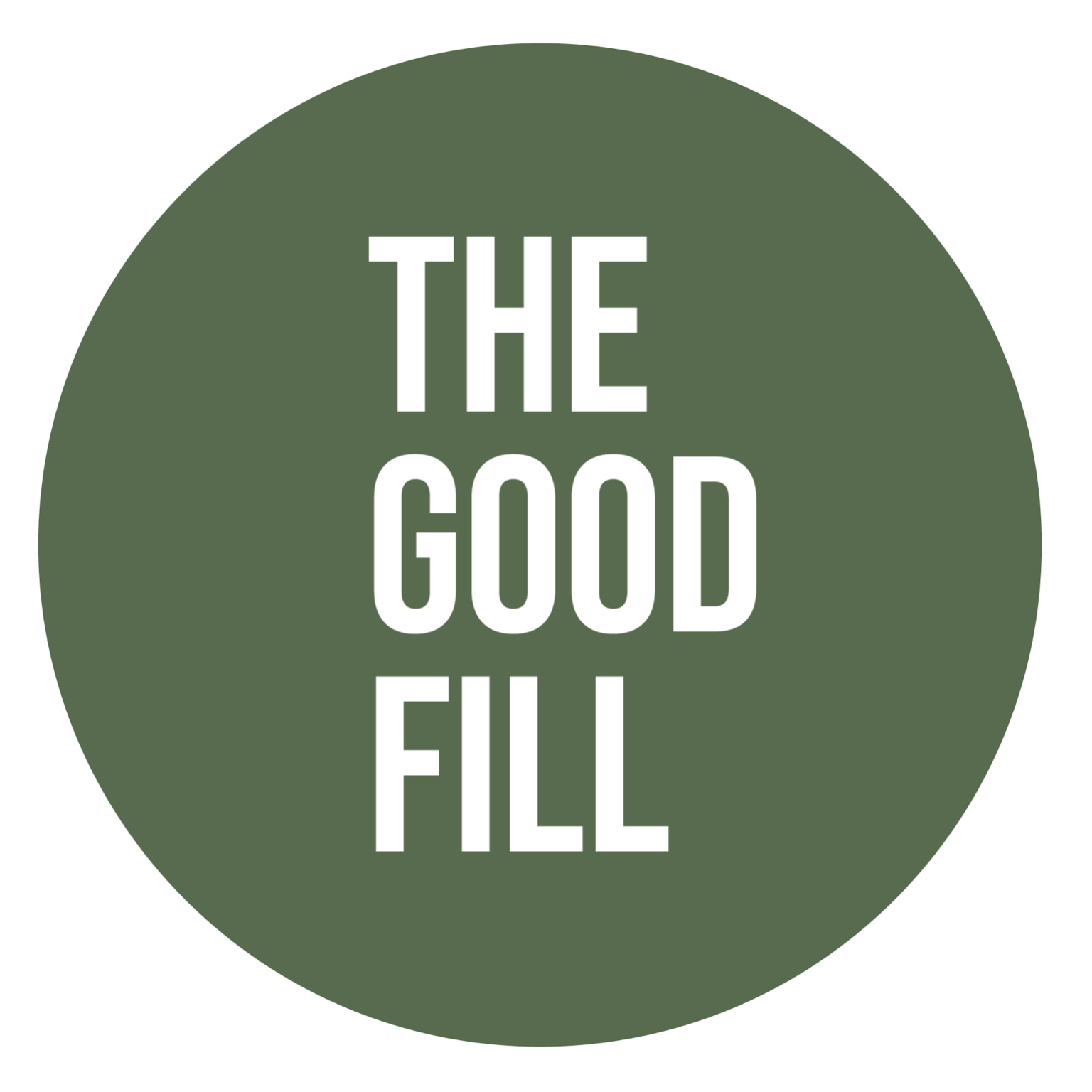 The Good Fill