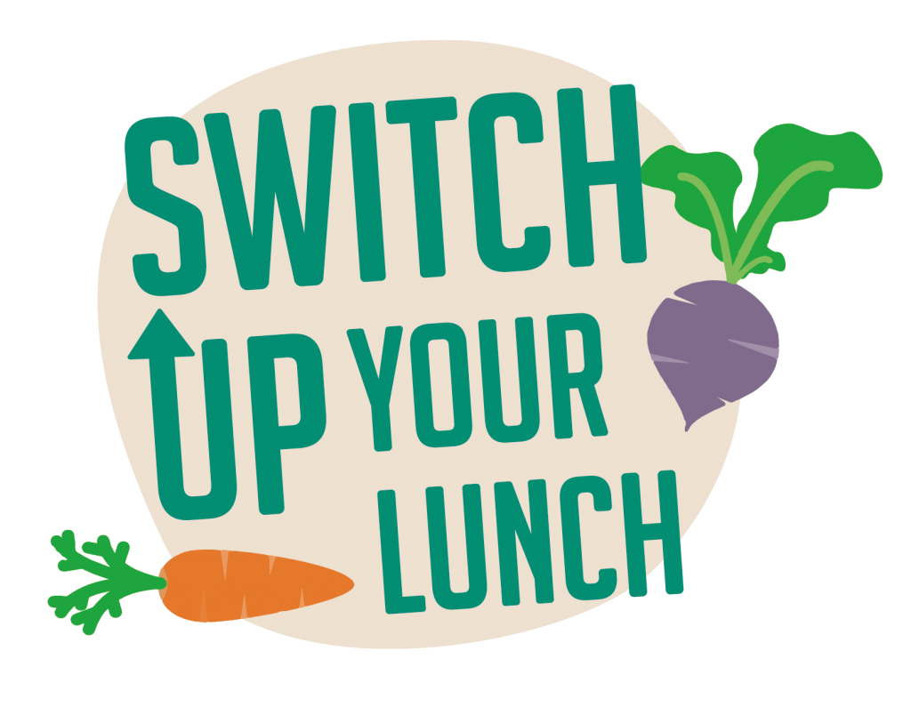 Switch Up Your Lunch logo